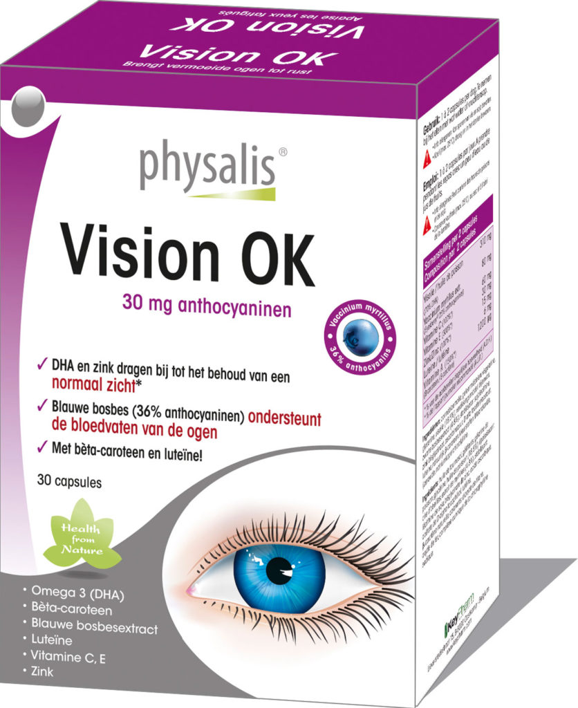 Vision OK - Physalis