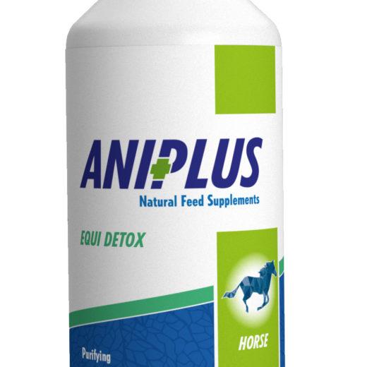 Paarden - Detox - aniplus