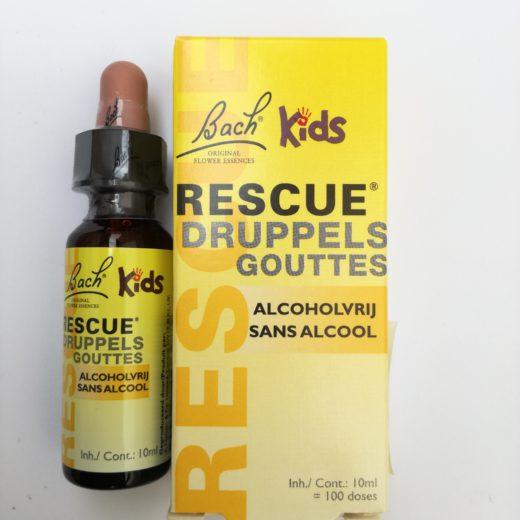 Rescue kids, druppels