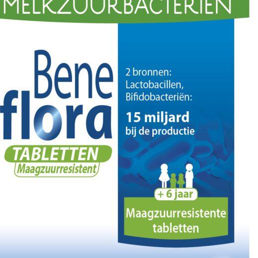 beneflora tabletten ortis