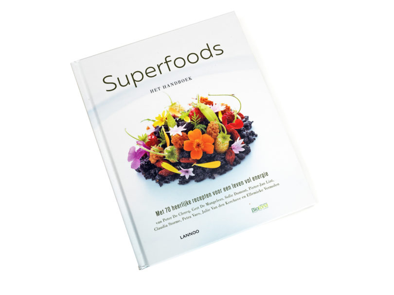 Boek superfood biotona