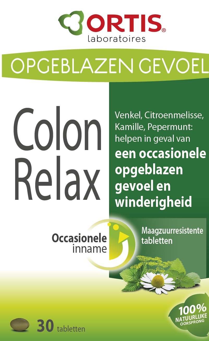 colon relax ortis