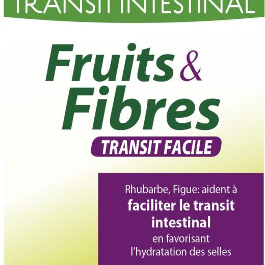 Vruchten en vezels tabletten