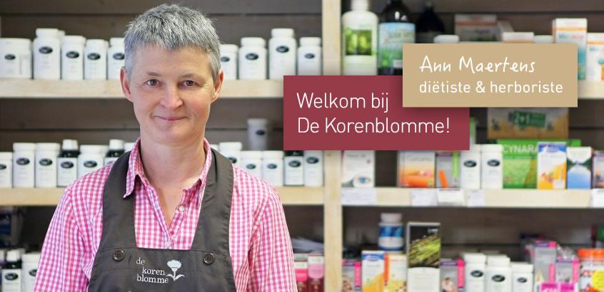 De Korenblomme | Chez Ann Maertens