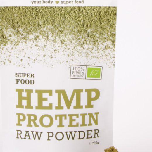 hennep proteinen