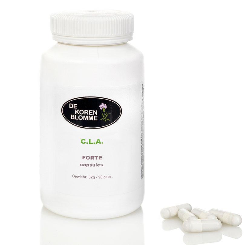 C.L.A forte De Korenblomme - 90 capsules -