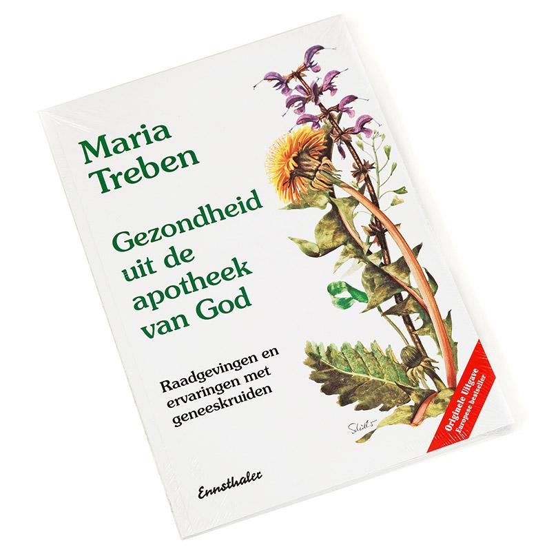 Gezondheid uit de apotheek van God - Maria Treben -