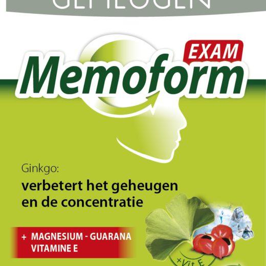 memoform exam ortis