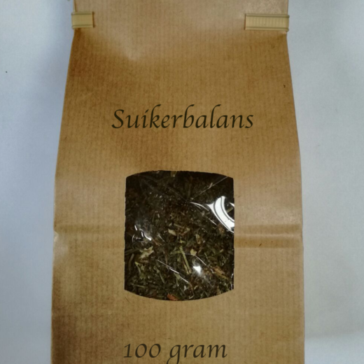 suikerbalans kruidenthee