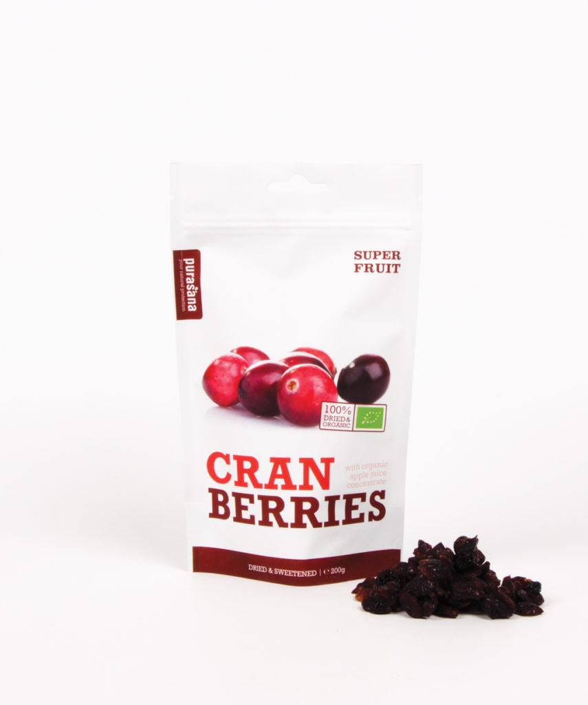 Cranberries-purasana