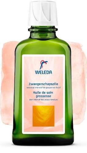 Zwangerschapsolie-Weleda