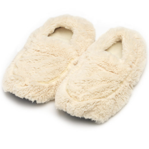 slippers cream
