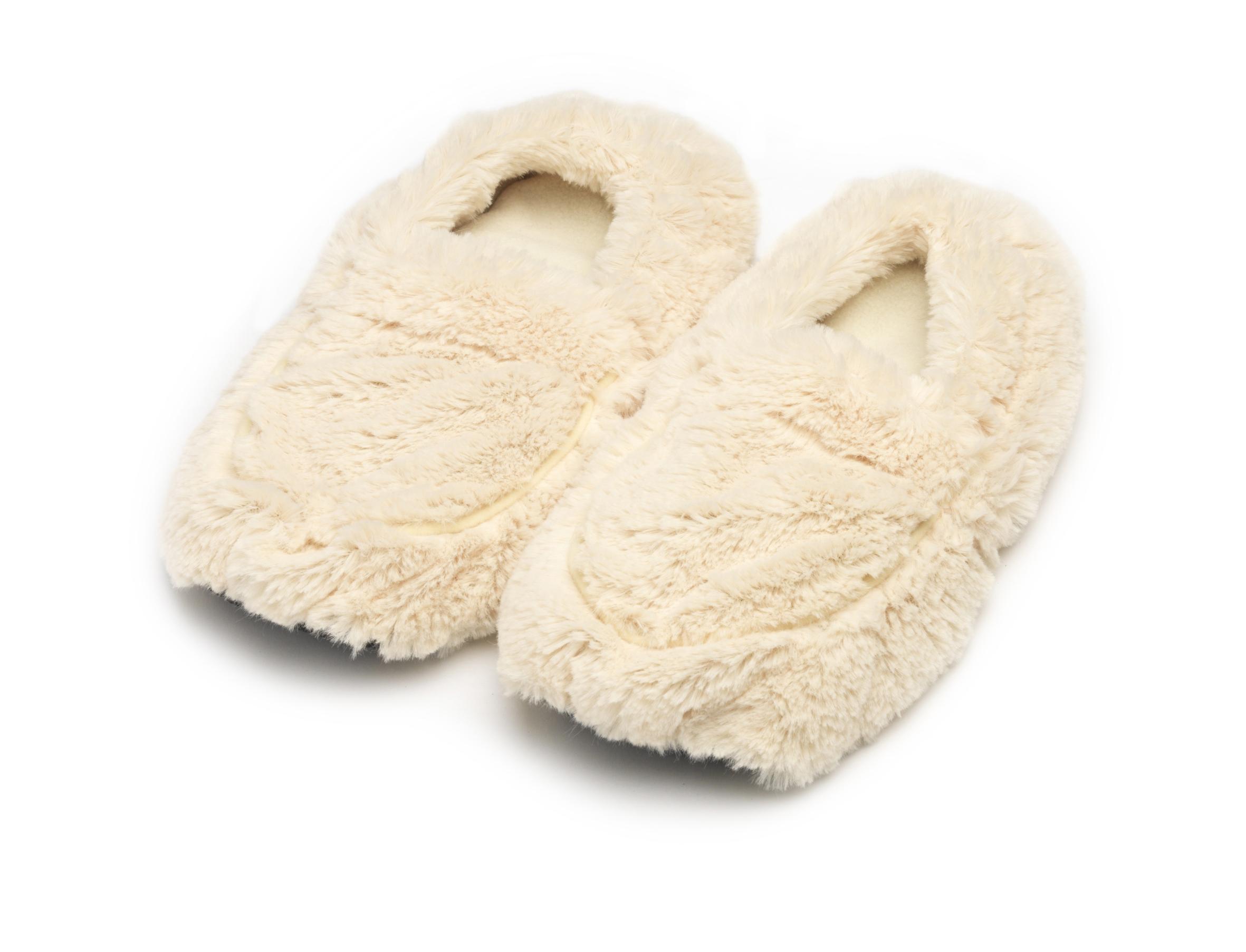 slippers cream