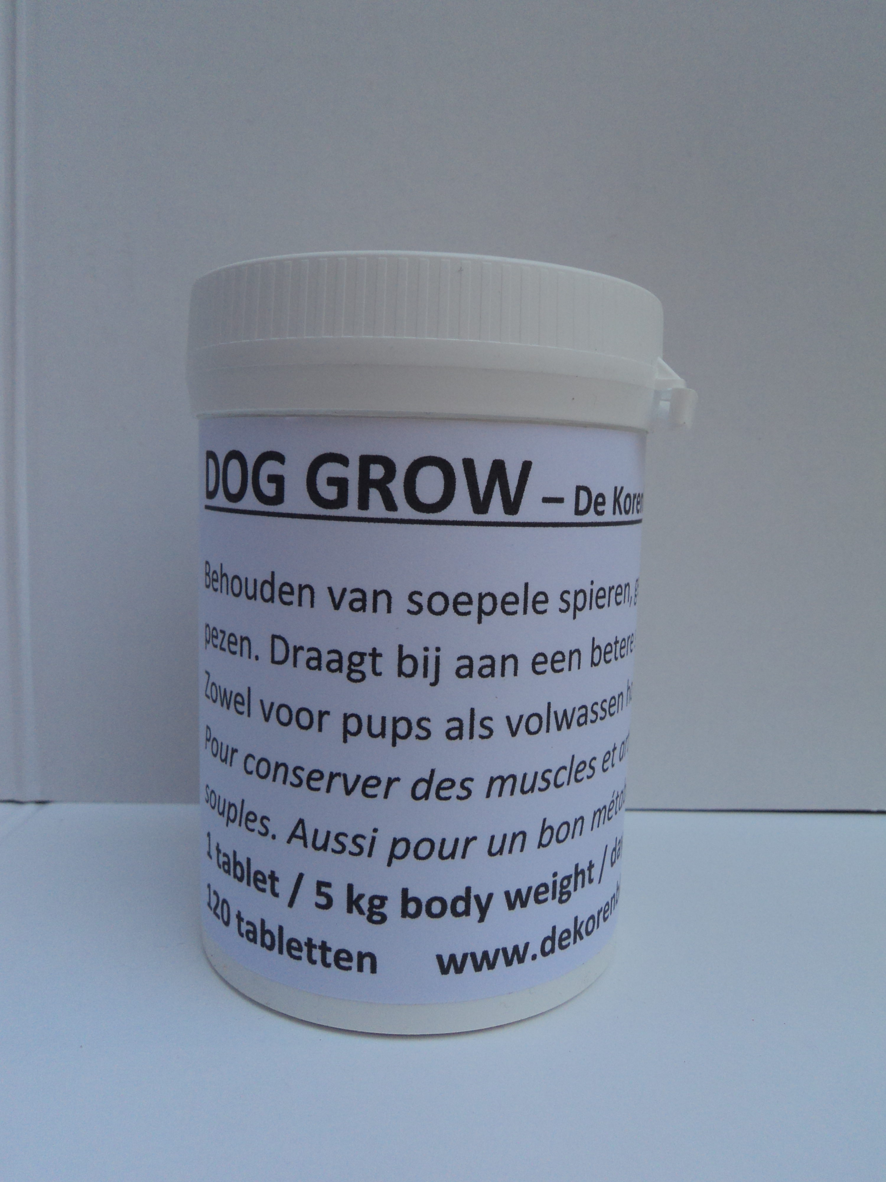 Dog grow, honden