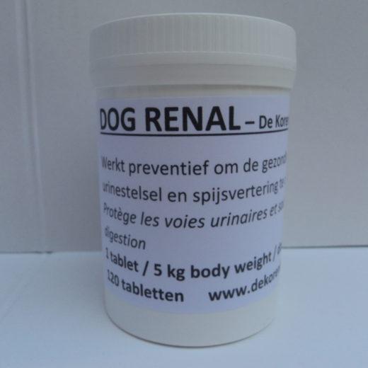 Dog renal / Chiens reins - de korenblomme
