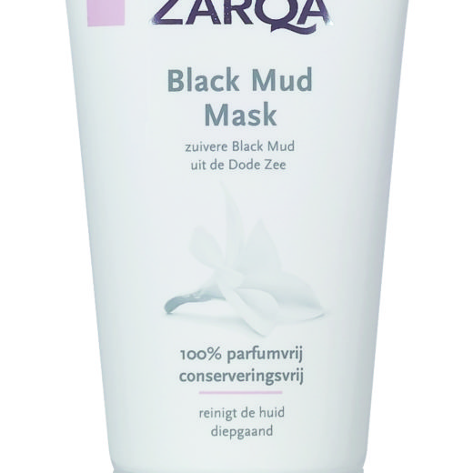 black mud mask