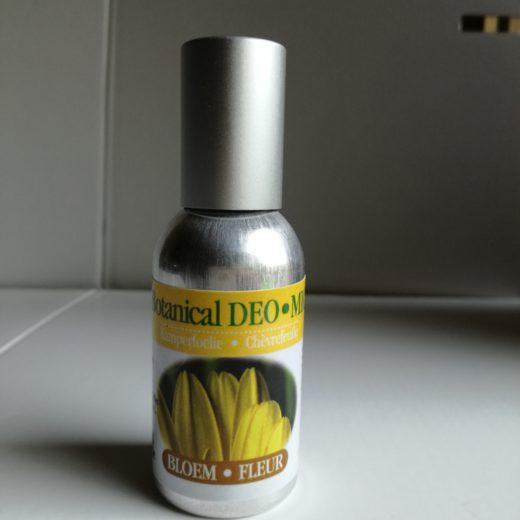 deodorant bloem