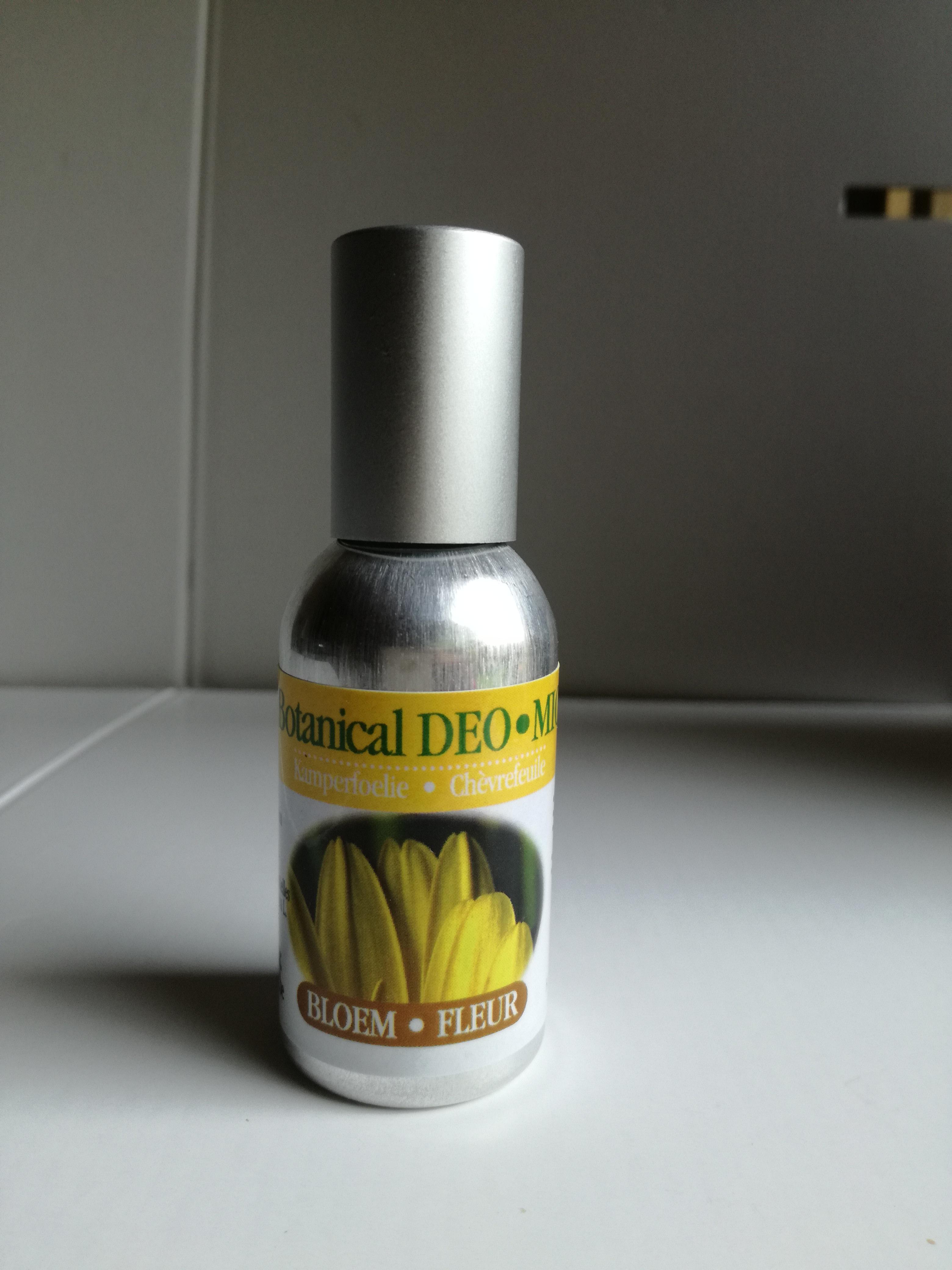 deodorant bloem mio
