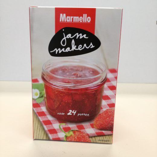 Marmello, jam weinig suiker