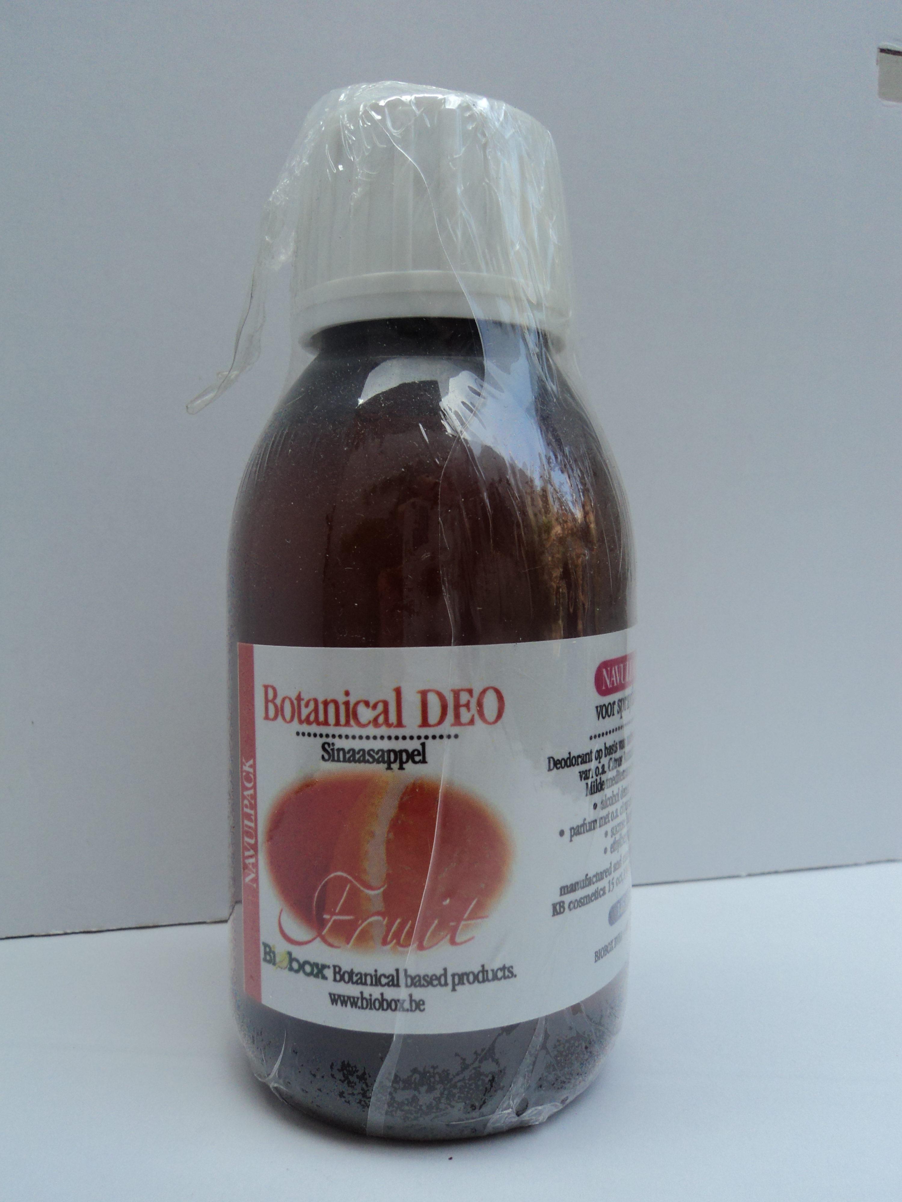 deodorant fruit navulflacon