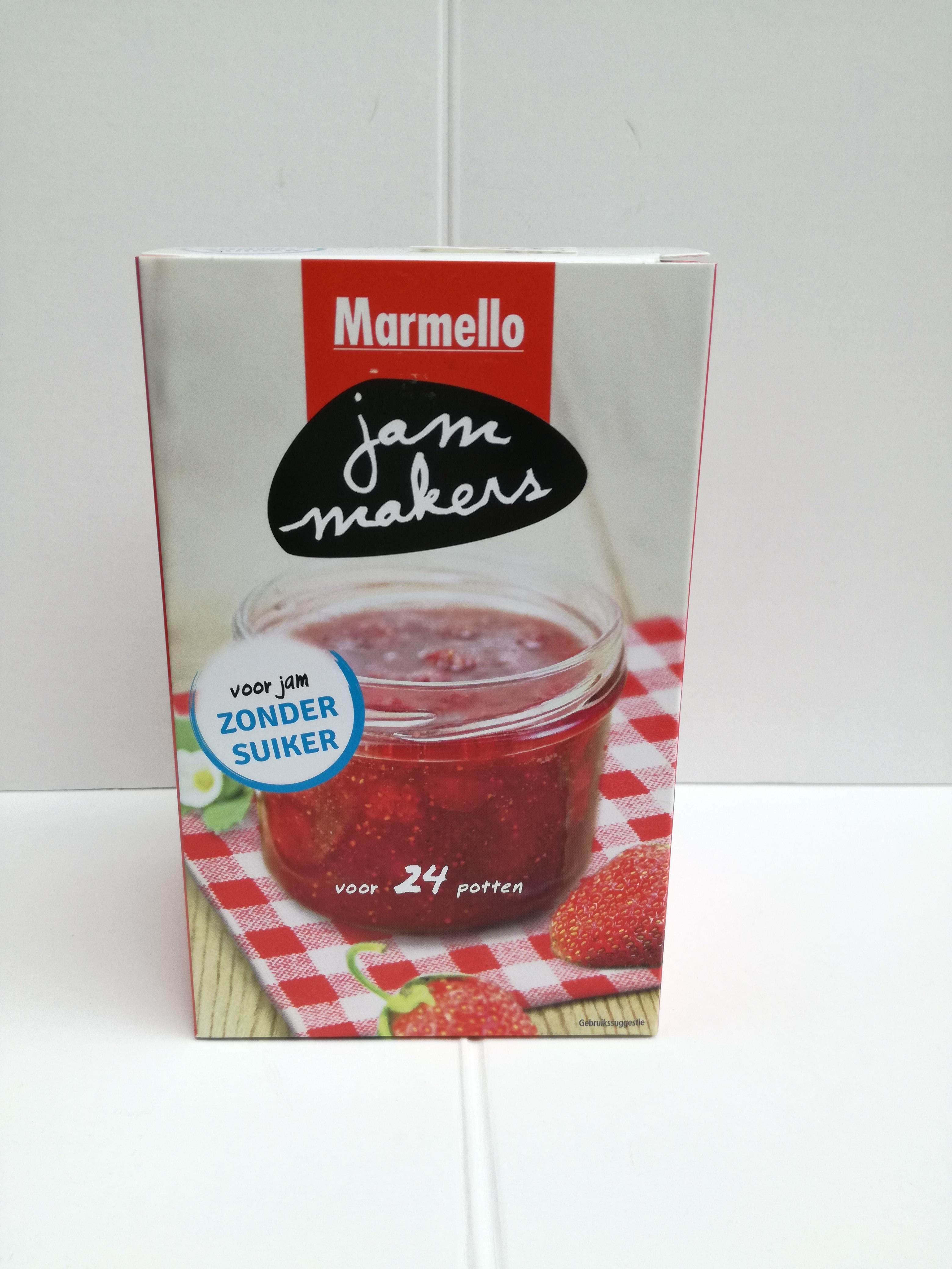 Marmello, zonder suiker
