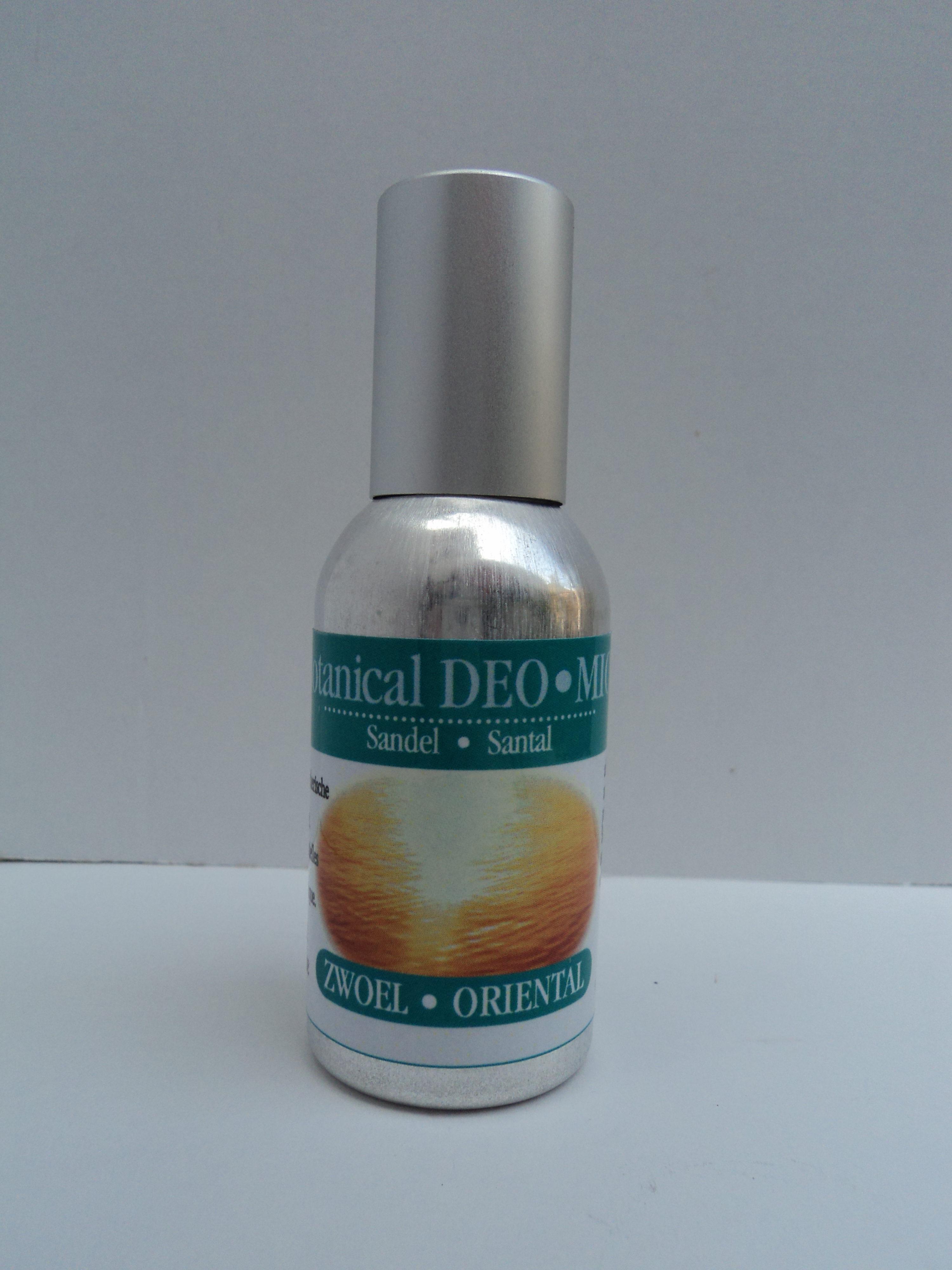 deodorant zwoel 125 ml