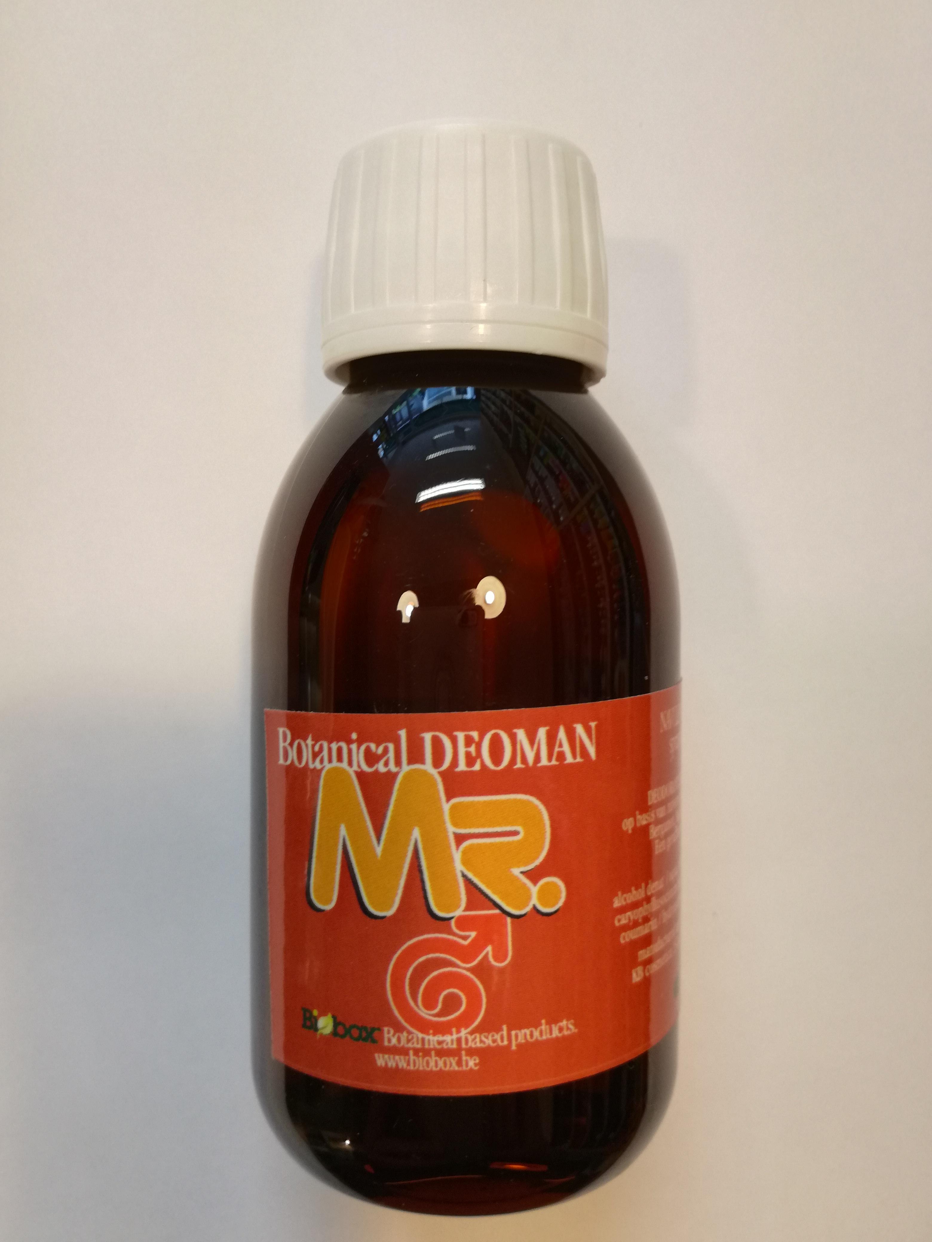 Deodorant Mr-navul