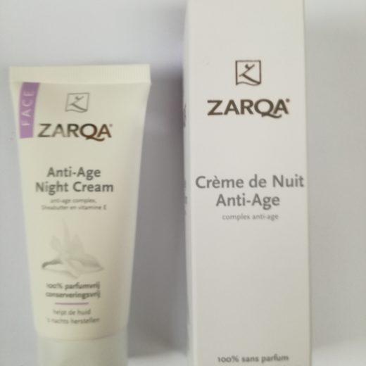 anti-age nachtcrème