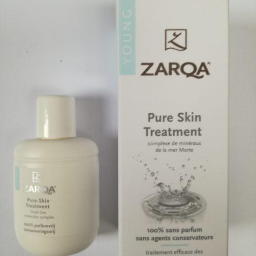 Pure skin treatment