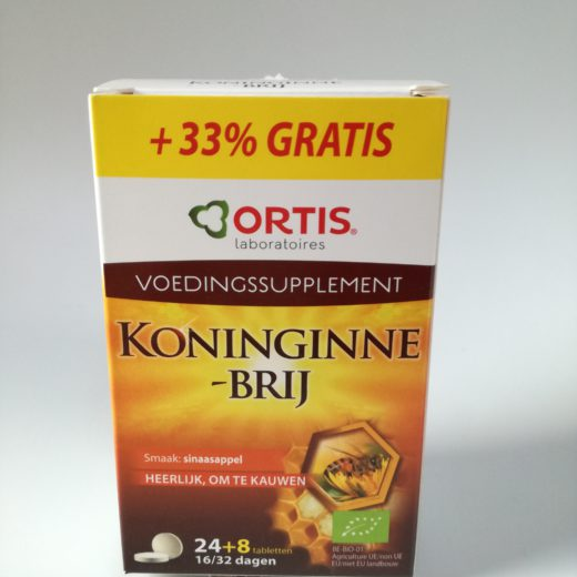koninginnebrij tabletten