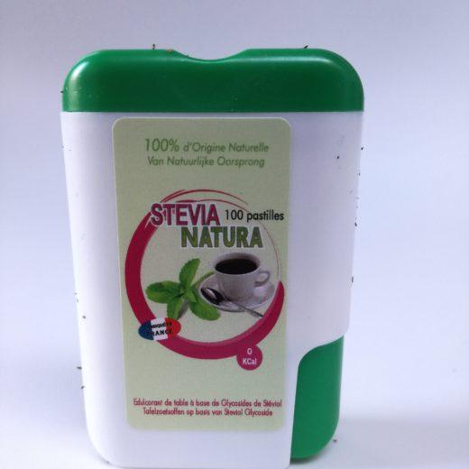 Stevia 100 tabletten