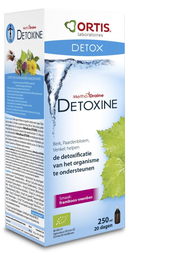 detoxine framboos-veenbes
