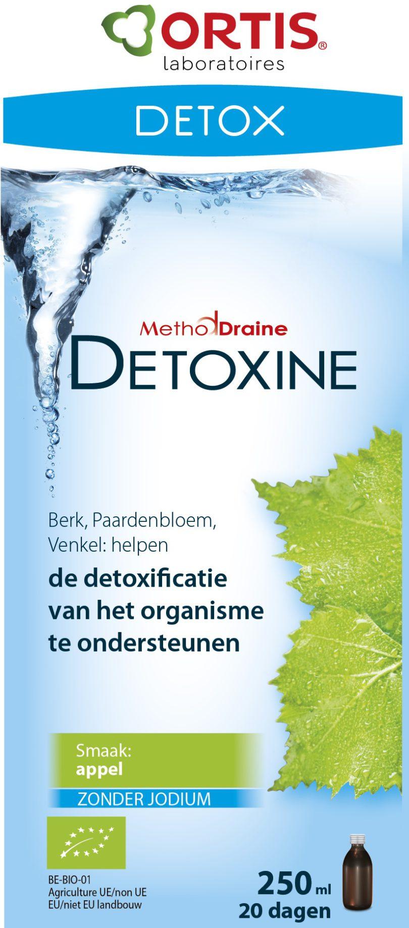 detox appel
