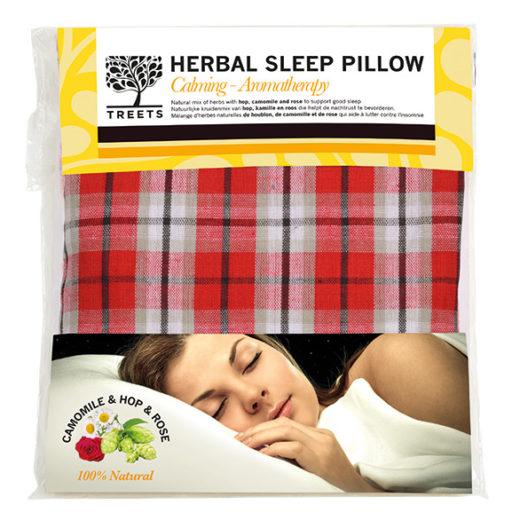 rustgevend slaapkussen