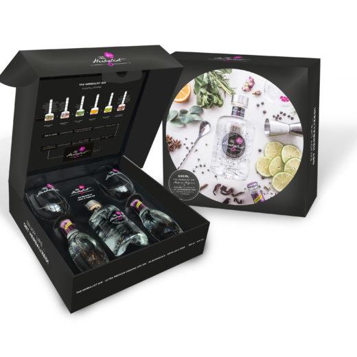 Gin geschenkdoos Deluxe