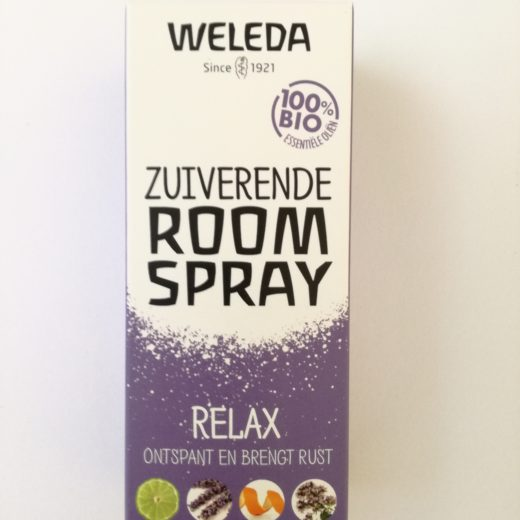 Room spray relax