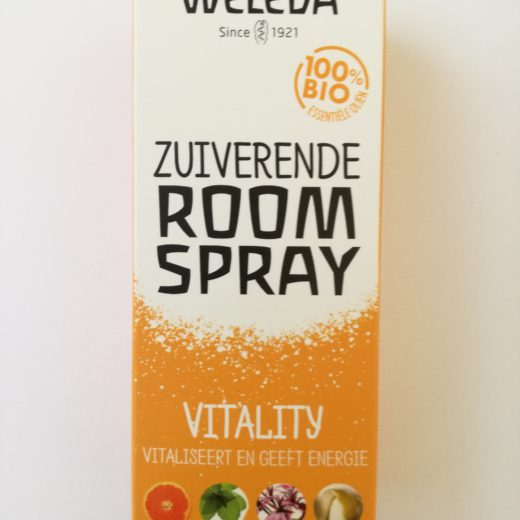 Room spray vitality