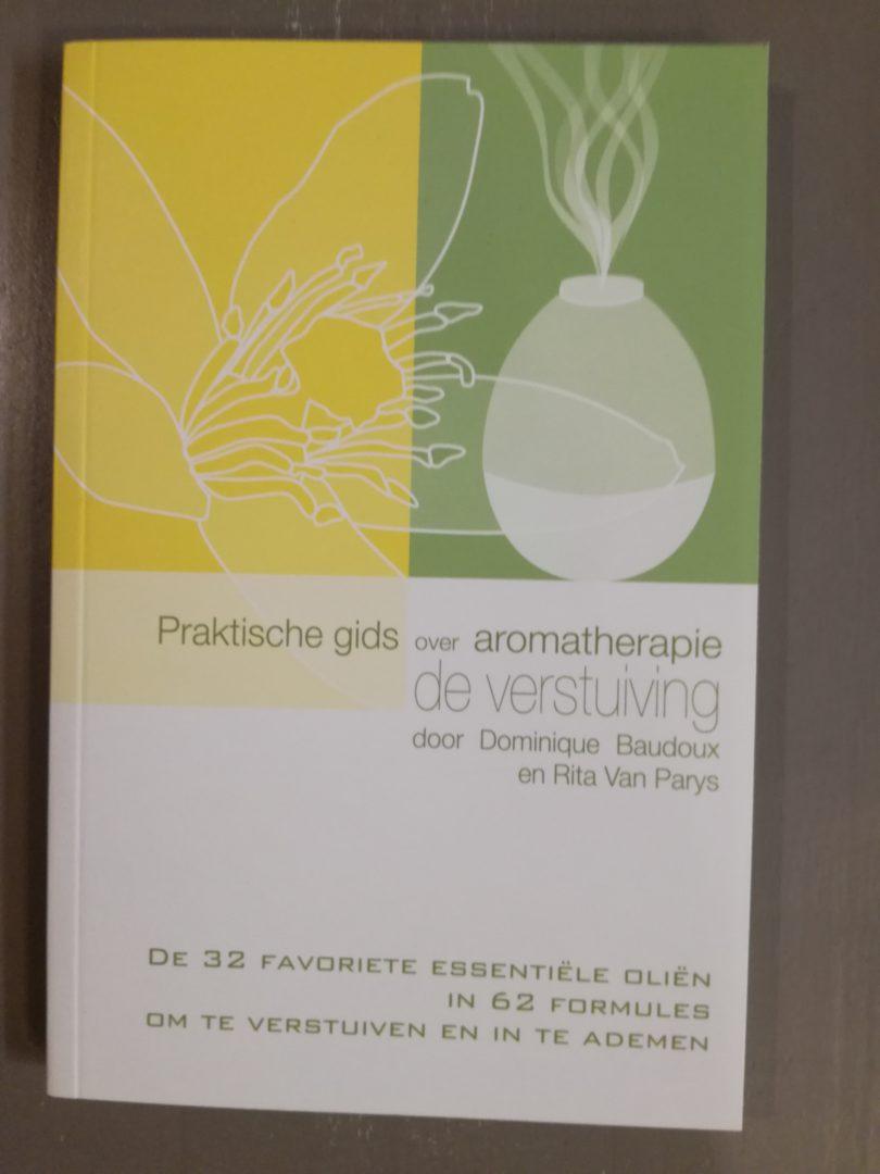 Verstuiving aromatherapie