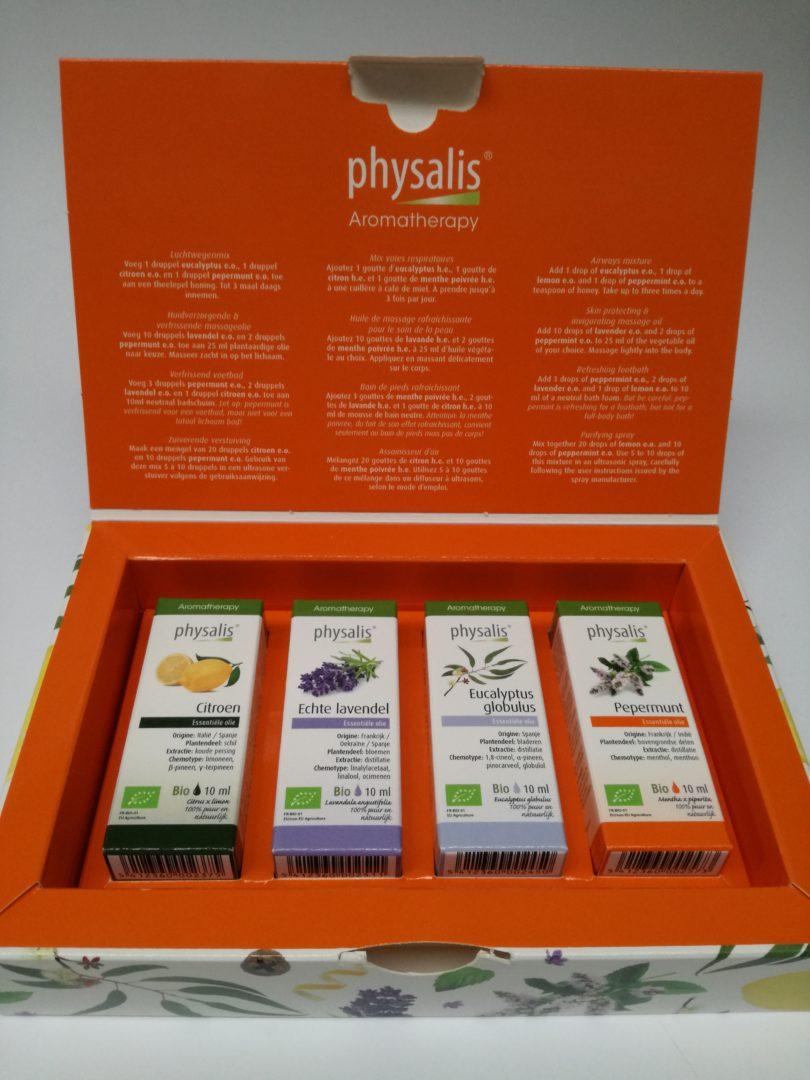 Aroma experience kit