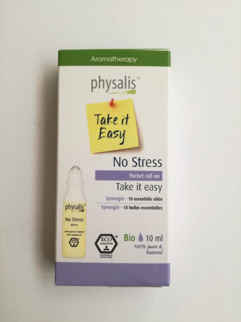 No Stress pocket roll-on