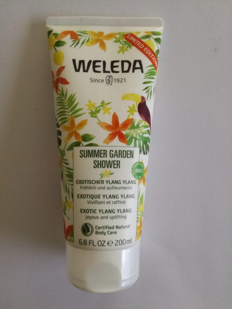 Summer garden douchegel