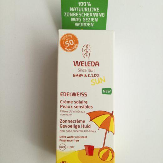 Crème solaire Baby & Kids, peaux sensibles