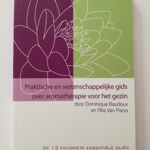 Boek Aromatherapie