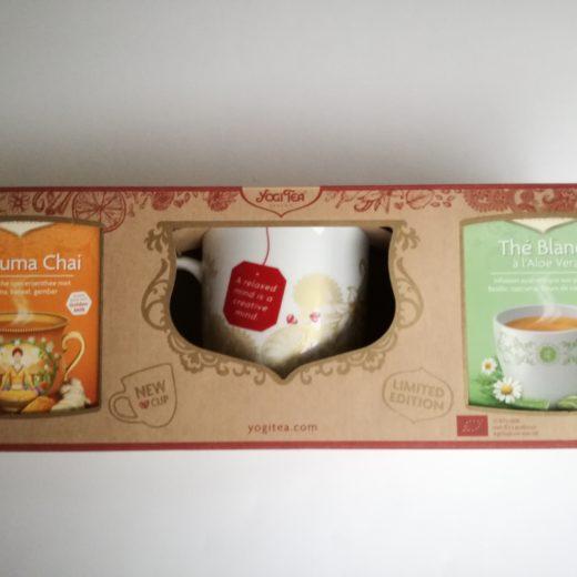 Geschenkdoos Yogi tea