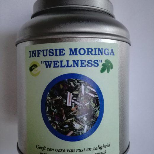 Moringa Wellness infusion