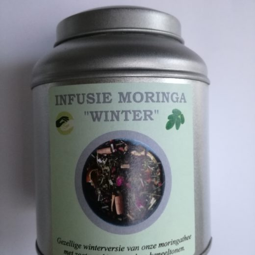 Moringa 'winter' infusion pour l'hiver