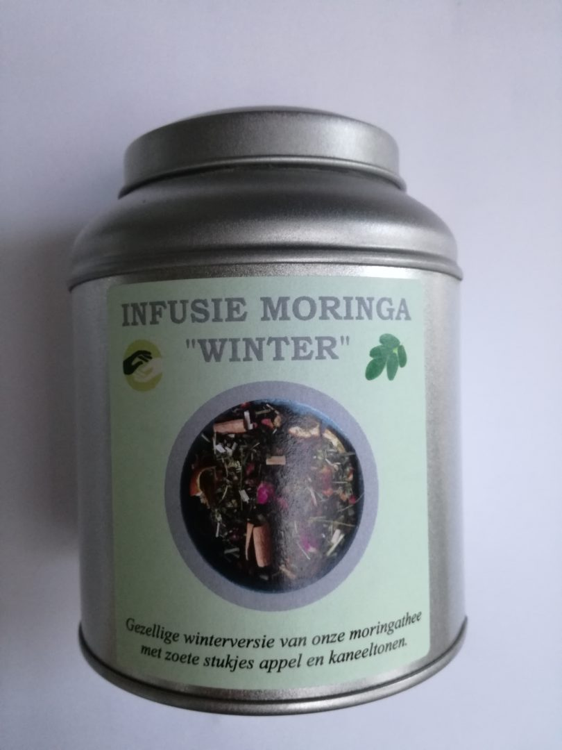 Moringa winter infusie