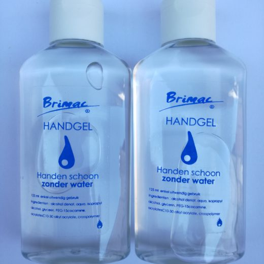 Handgel duo