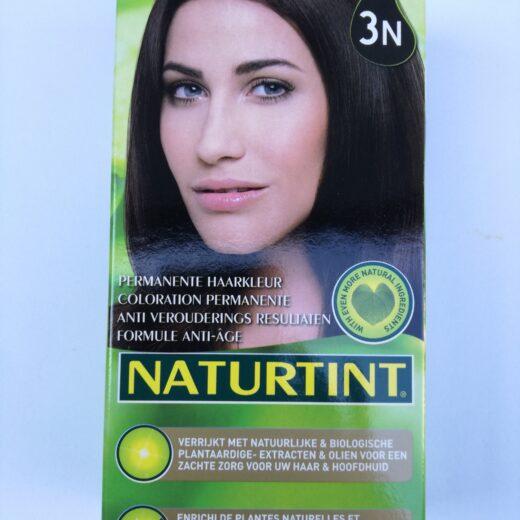 Haarkleur kastanje bruin