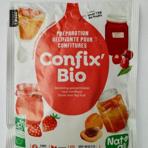 Confix'bio geleermiddel